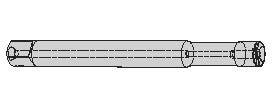 NEU: HPF Size No. 2-I (lang)