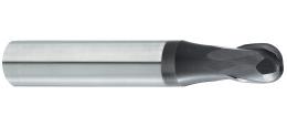 FlatBall® HSC Schaftfräser, torisch