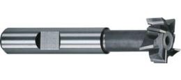 Schaftfräser für T-Nuten DIN 650, beschichtet