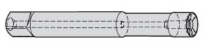 HPF Size No. 2-I